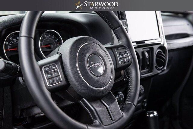 Pre-Owned 2017 Jeep Wrangler Unlimited NOMAD XL-3.0L ECO DIESEL CUSTOM EXO CAGE
