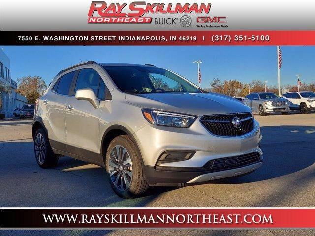 New 2021 Buick Encore 4DR FWD