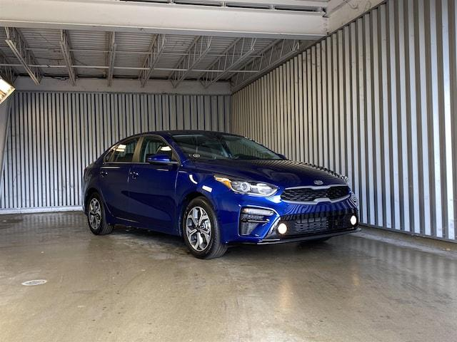 New 2021 Kia Forte 4DR SDN IVT LXS