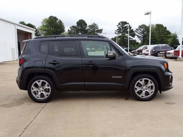 Pre-Owned 2020 Jeep Renegade Limited