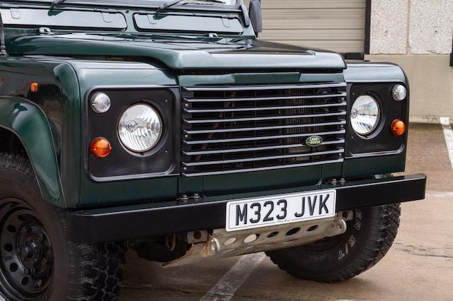 Pre-Owned 1995 Land Rover Defender 90 RIGHT HAND DRIVE