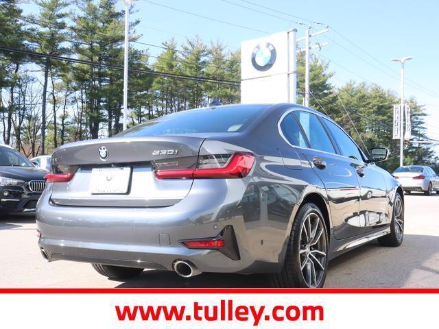 Certified Pre-Owned 2020 BMW 330i xDrive 330i xDrive Sedan North America