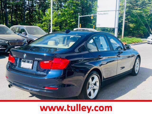 Pre-Owned 2015 BMW 320i xDrive 4dr Sdn 320i xDrive AWD