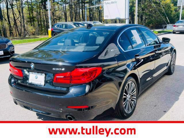 Certified Pre-Owned 2018 BMW 530e 530e xDrive iPerformance Plug-In Hy