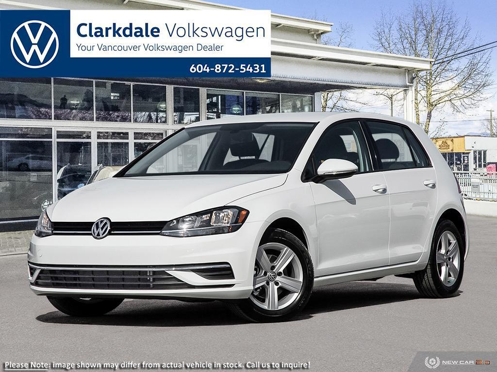 2021 Volkswagen Golf 5-Dr 1.4T Comfortline 8sp at w/Tip