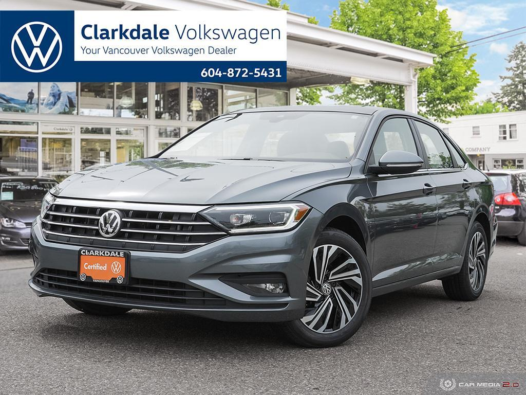 Certified Pre-Owned 2019 Volkswagen Jetta Execline 1.4T 8sp at w/Tip