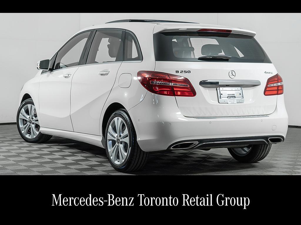 Certified Pre-Owned 2018 Mercedes-Benz B-CLASS B 250