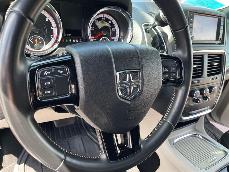 Certified Pre-Owned 2020 Dodge GRAND CARAVAN SXT