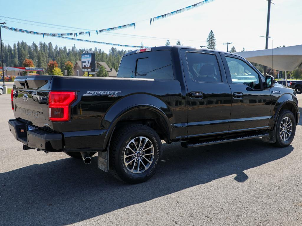 Pre-Owned 2018 Ford F-150 LARIAT EcoBoost 3.5L V6 *4x4* Truck