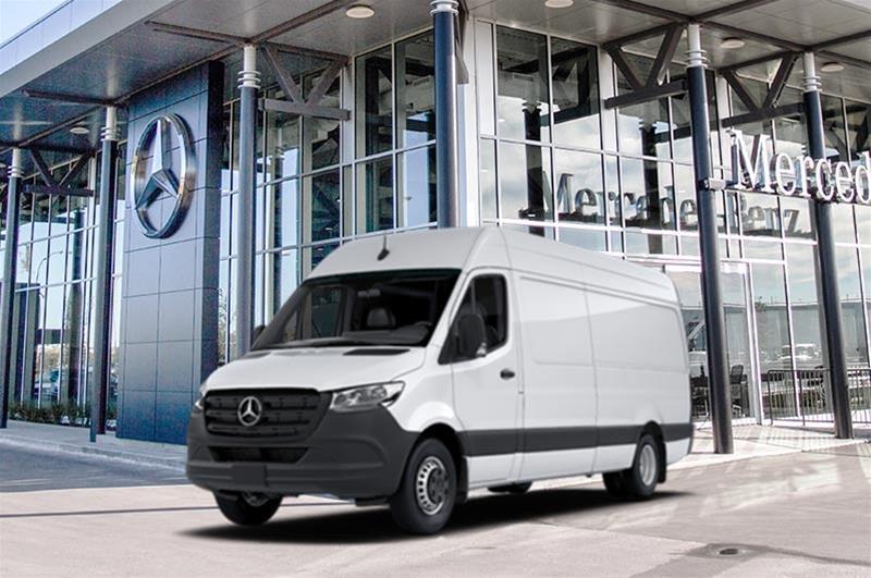 Certified Pre-Owned 2019 Mercedes-Benz Sprinter V6 2500 Cargo 170