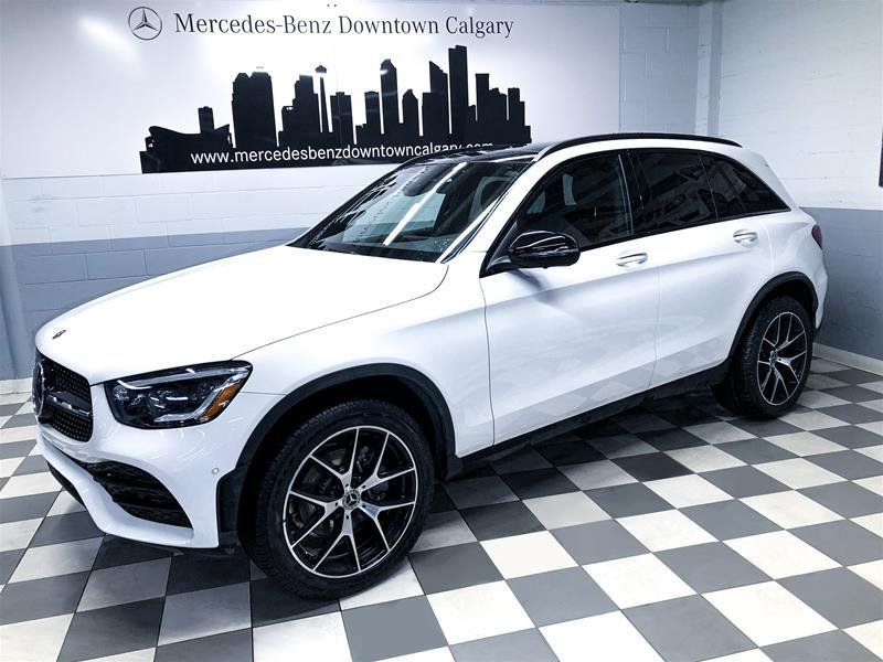 2021 Mercedes-Benz GLC GLC300
