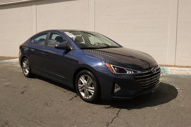 2019 Hyundai Elantra Sedan Preferred
