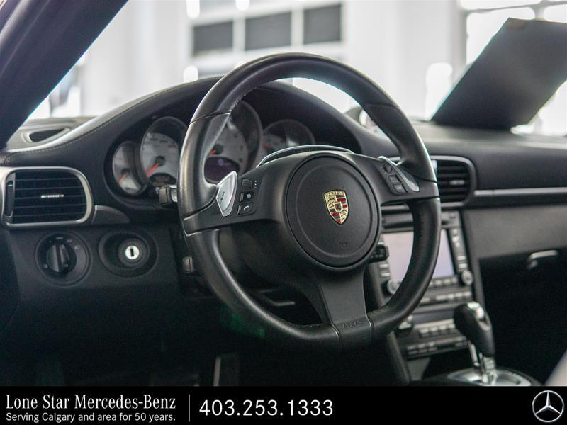 Pre-Owned 2012 Porsche 911 Turbo Coupe PDK
