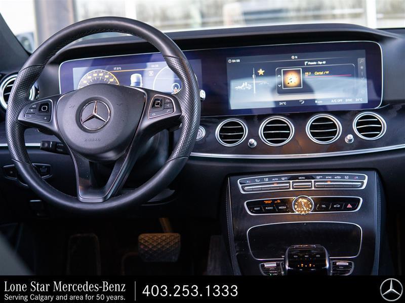Certified Pre-Owned 2018 Mercedes-Benz E300 4MATIC Sedan