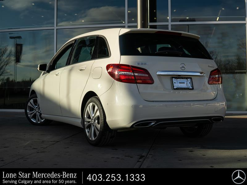 Certified Pre-Owned 2018 Mercedes-Benz B250 4MATIC Sports Tourer