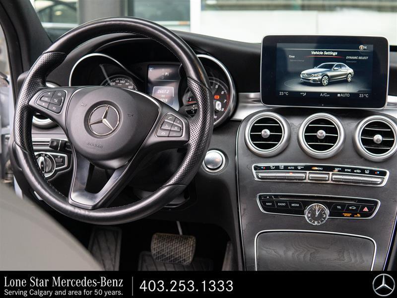 Pre-Owned 2016 Mercedes-Benz C300 4MATIC Sedan