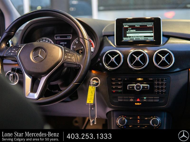 Pre-Owned 2014 Mercedes-Benz B250 Sports Tourer