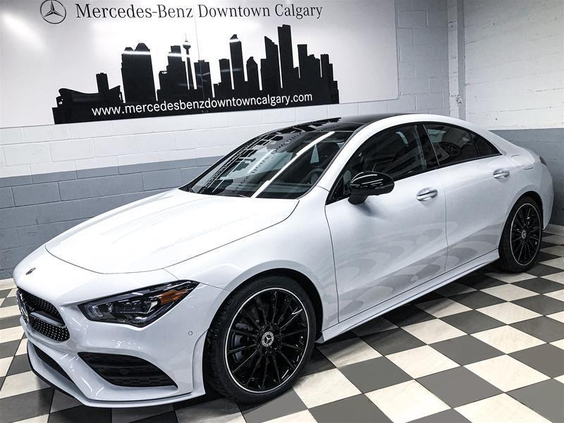 2021 Mercedes-Benz CLA CLA250