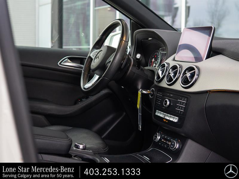 Pre-Owned 2015 Mercedes-Benz B250 4MATIC Sports Tourer