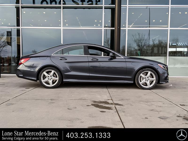 Pre-Owned 2016 Mercedes-Benz CLS550 4MATIC Coupe
