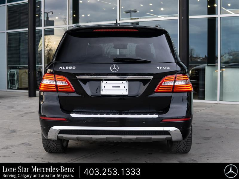 Pre-Owned 2015 Mercedes-Benz ML550 4MATIC