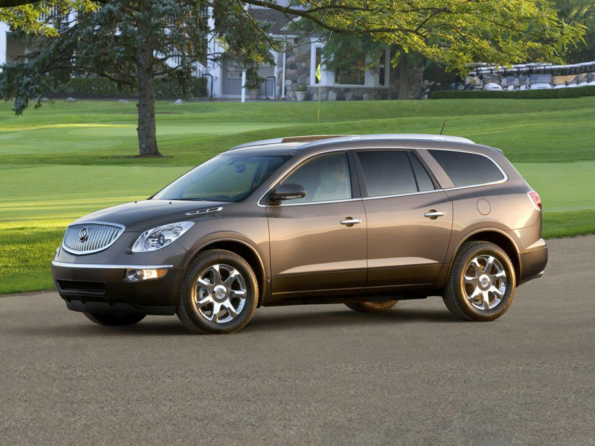 Pre-Owned 2011 Buick Enclave CXL AWD 4D Sport Utility