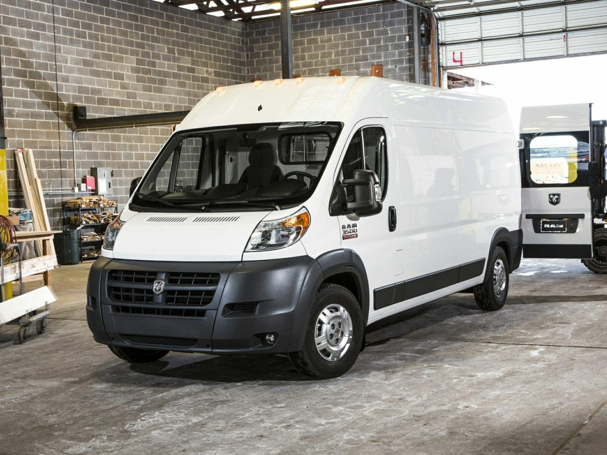 2017 Ram ProMaster 1500 Low Roof