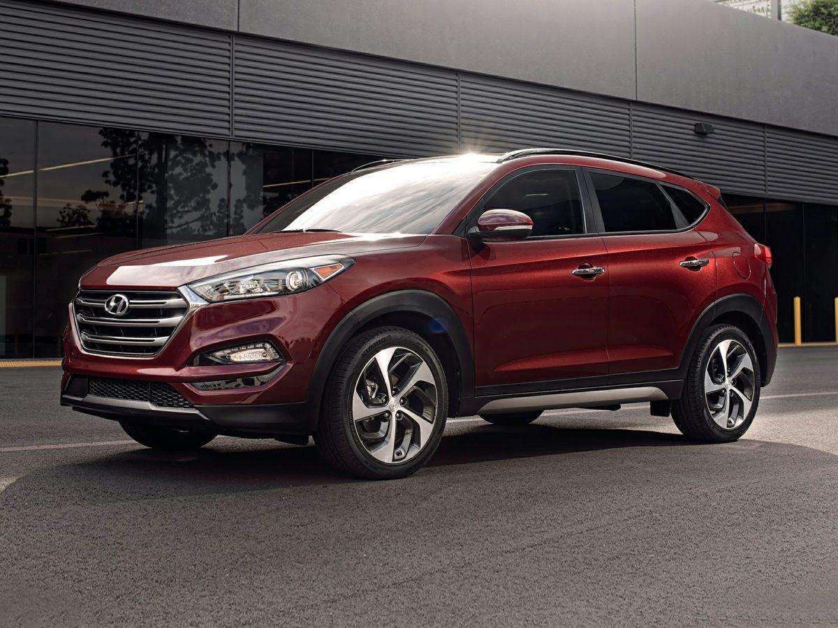 Pre-Owned 2018 Hyundai Tucson SE