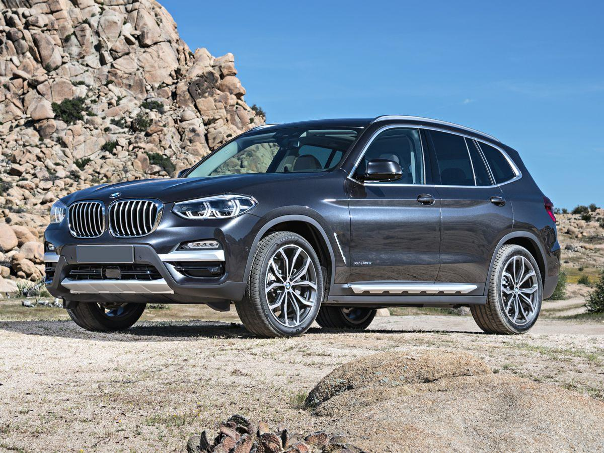 Pre-Owned 2018 BMW X3 xDrive30i AWD 4D Sport Utility