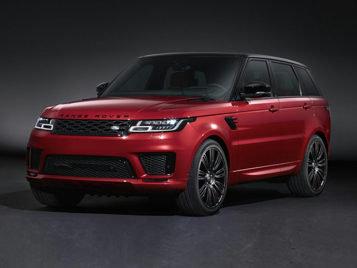 Certified Pre-Owned 2018 Land Rover Range Rover Sport HSE