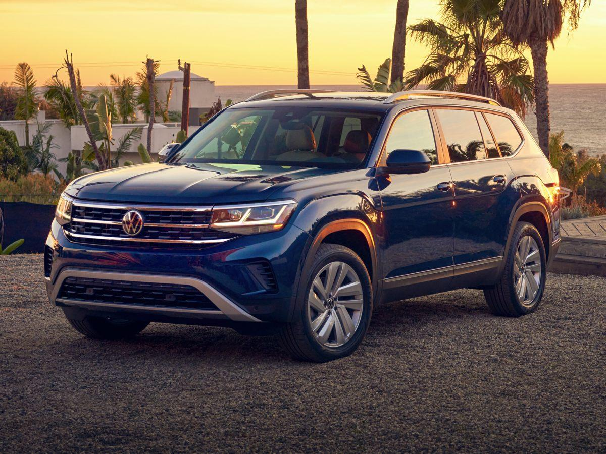 2022 Volkswagen Atlas V6 SE with Technology with 4MOTION®
