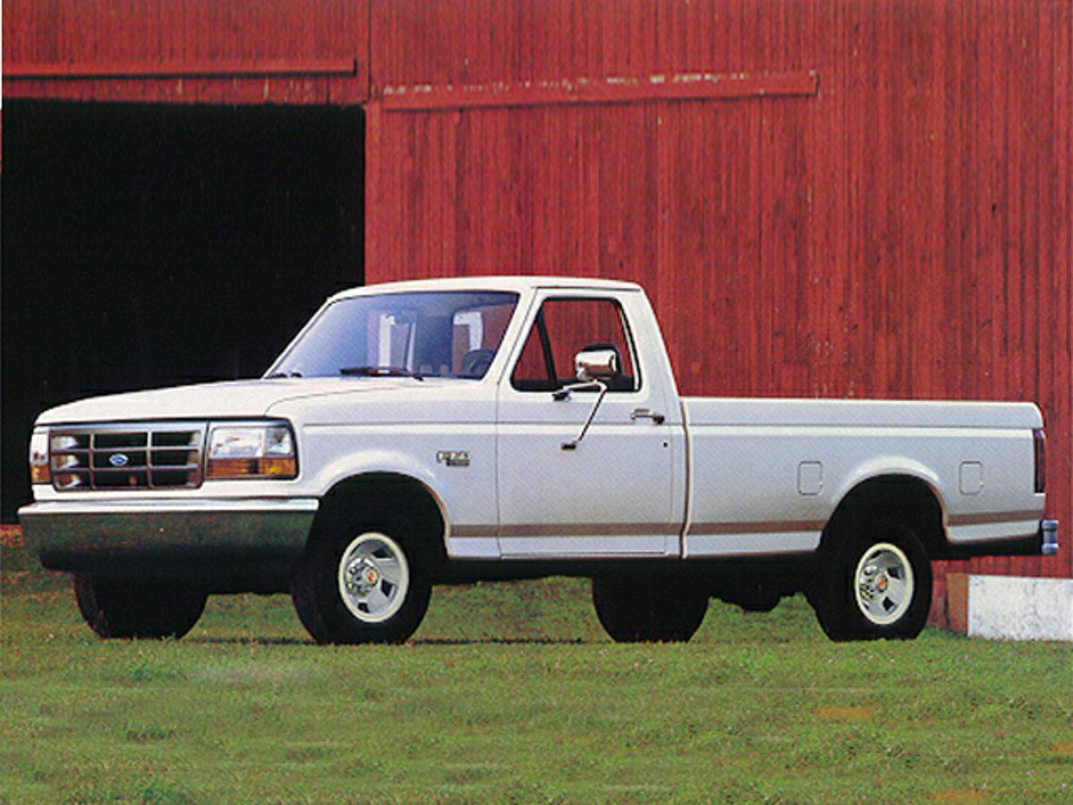 Pre-Owned 1994 Ford F-150 XL