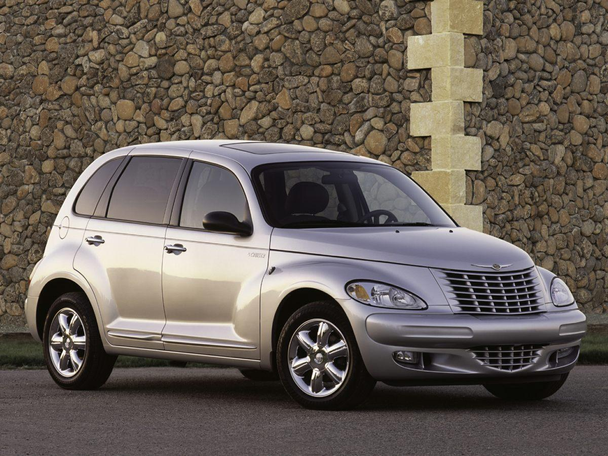 Used 2004 Used Chrysler PT Cruiser Touring