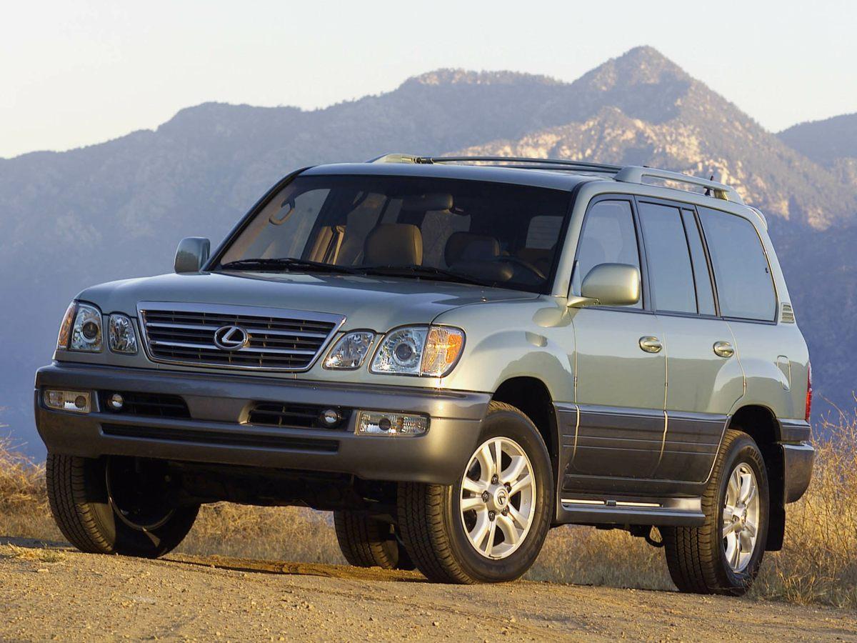 2006 Lexus LX 470