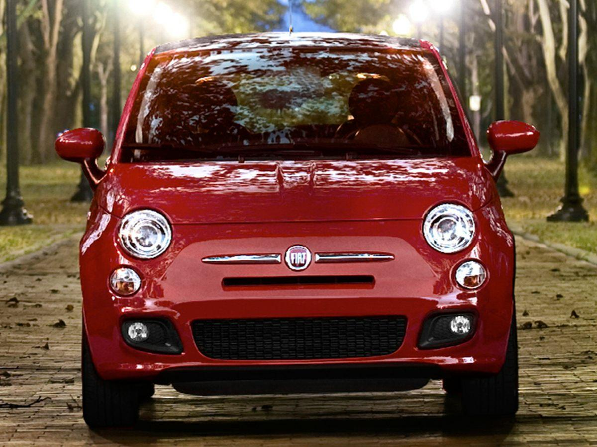 Pre-Owned 2017 FIAT 500 Pop