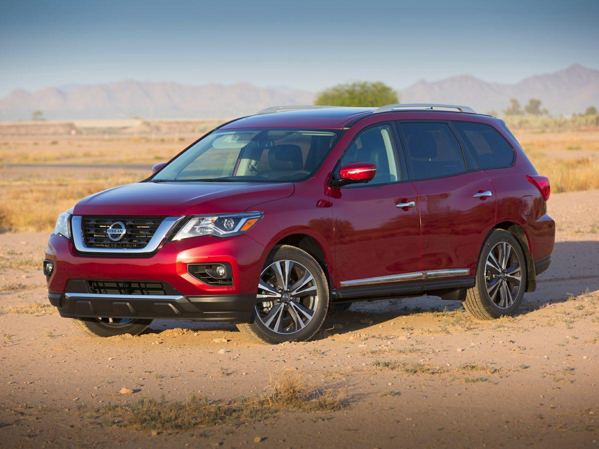 Certified Pre-Owned 2019 Nissan Pathfinder S FWD 4D Sport Utility