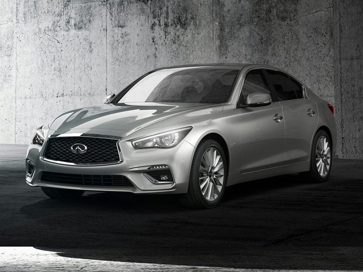 New 2021 INFINITI Q50 PURE AWD