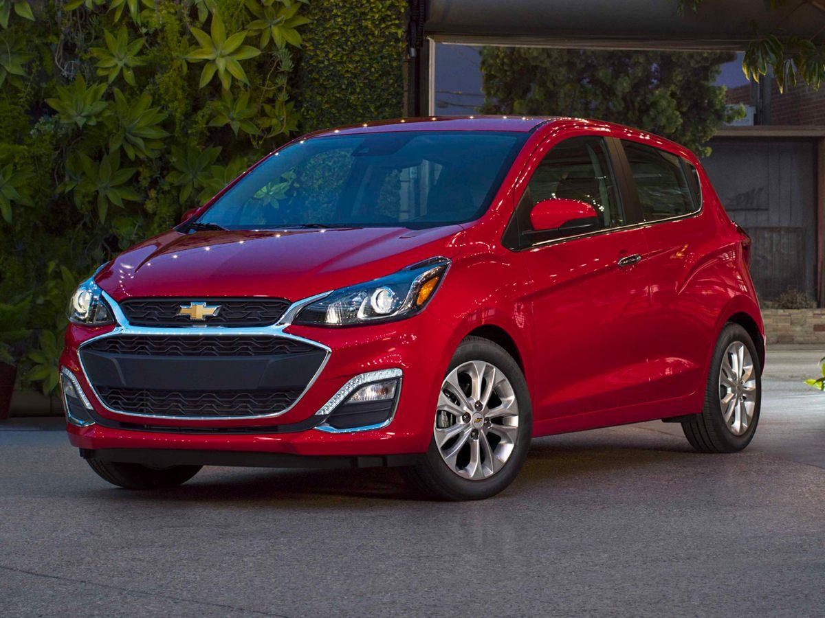 New 2021 Chevrolet Spark 1LT