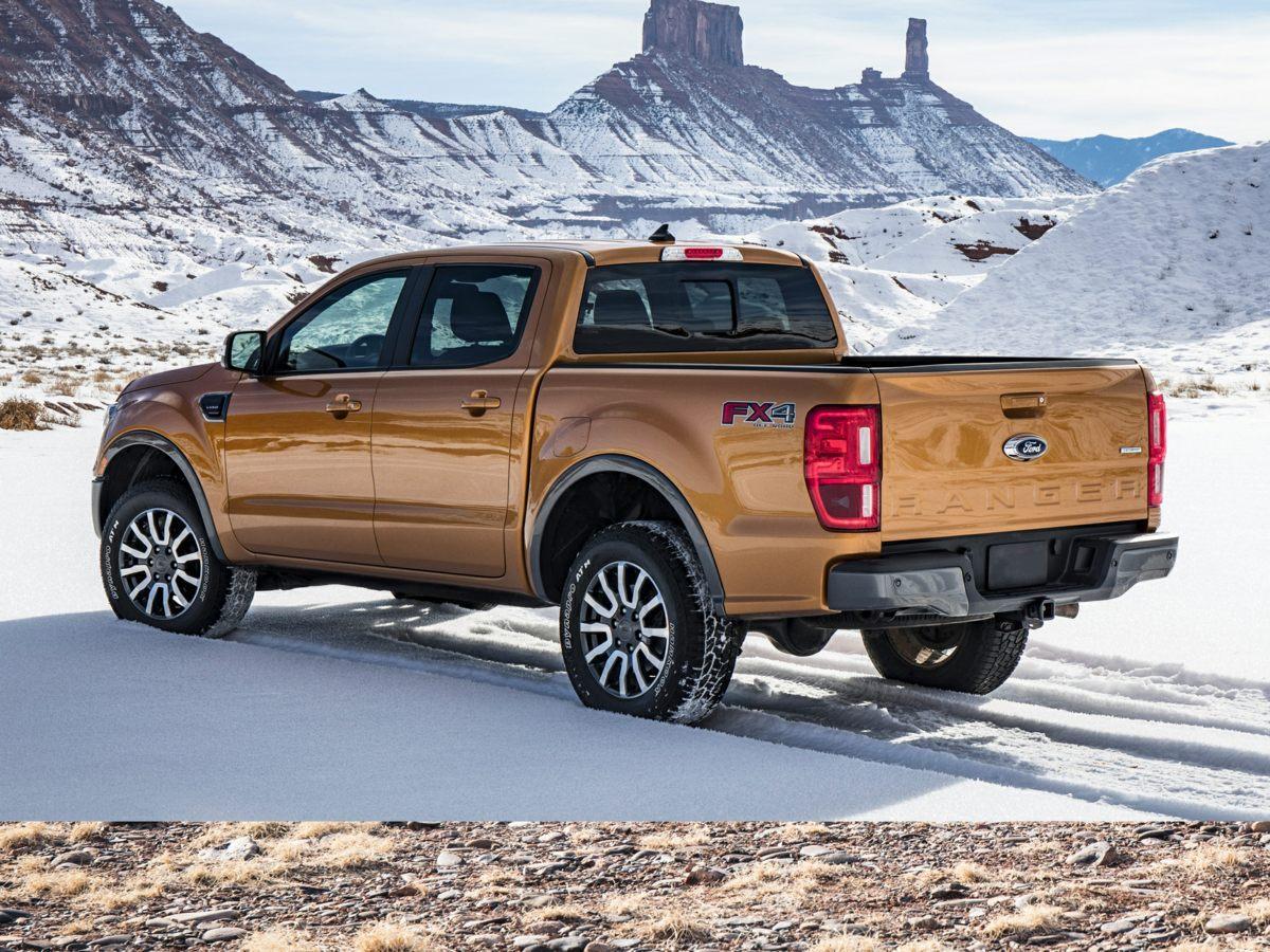 New 2021 Ford Ranger XL