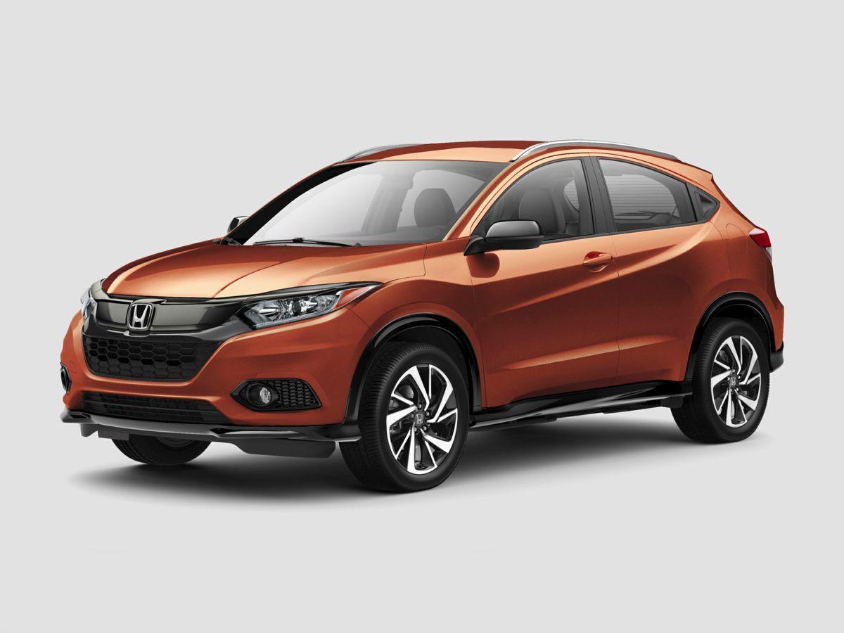 2022 Honda HR-V 2WD LX