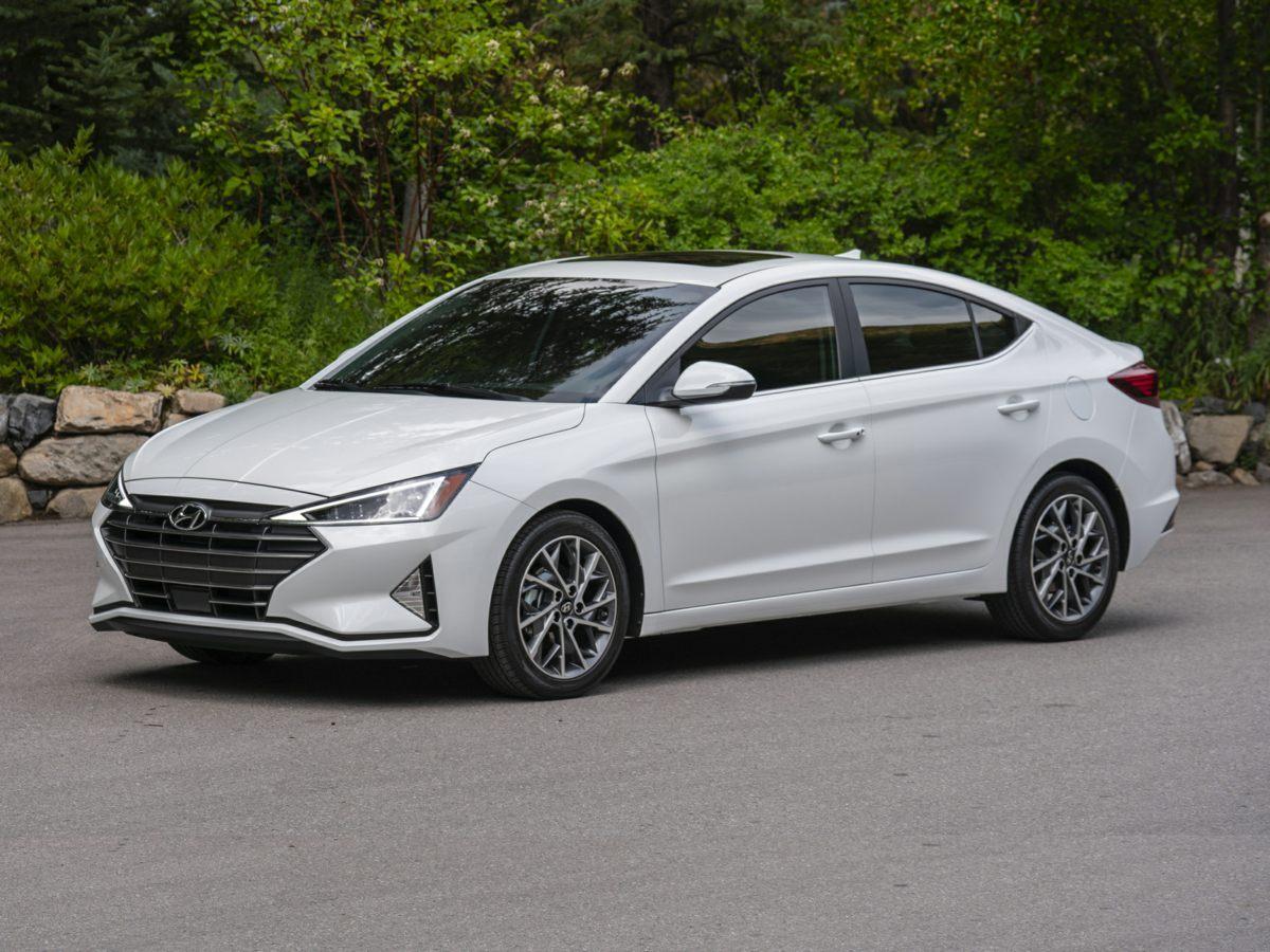 Pre-Owned 2020 Hyundai Elantra SEL