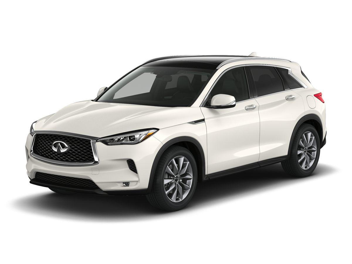 New 2021 INFINITI QX50 LUXE AWD