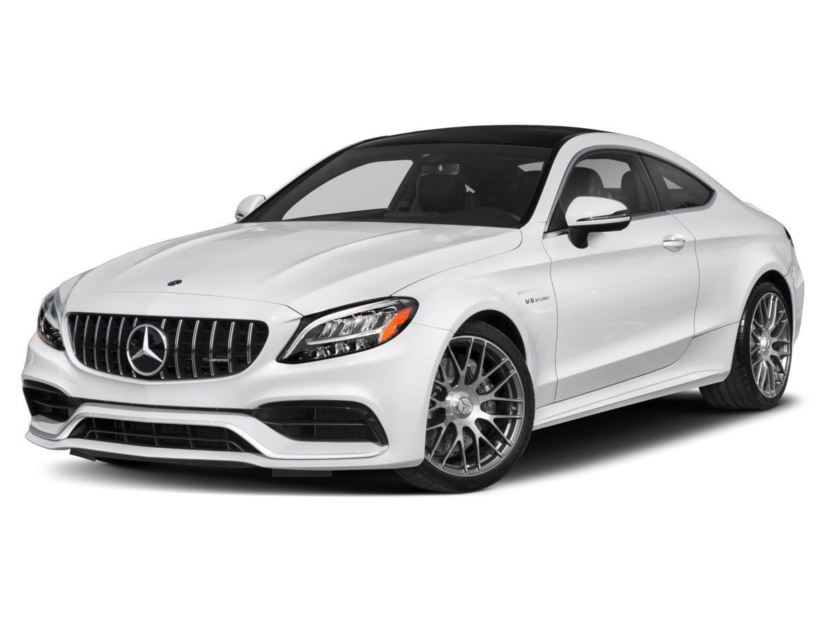 New 2021 Mercedes-Benz C-Class C 63 S AMG®