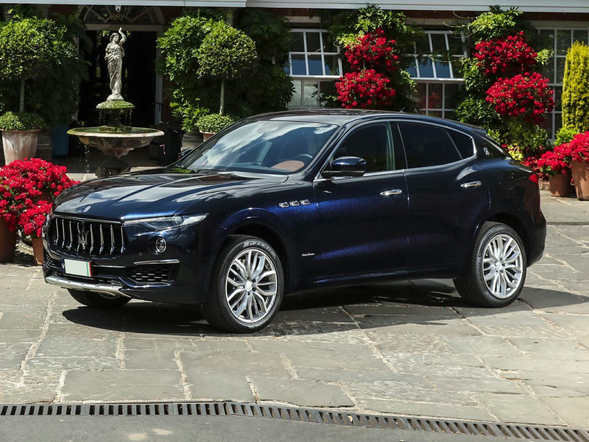 New 2020 Maserati Levante Base