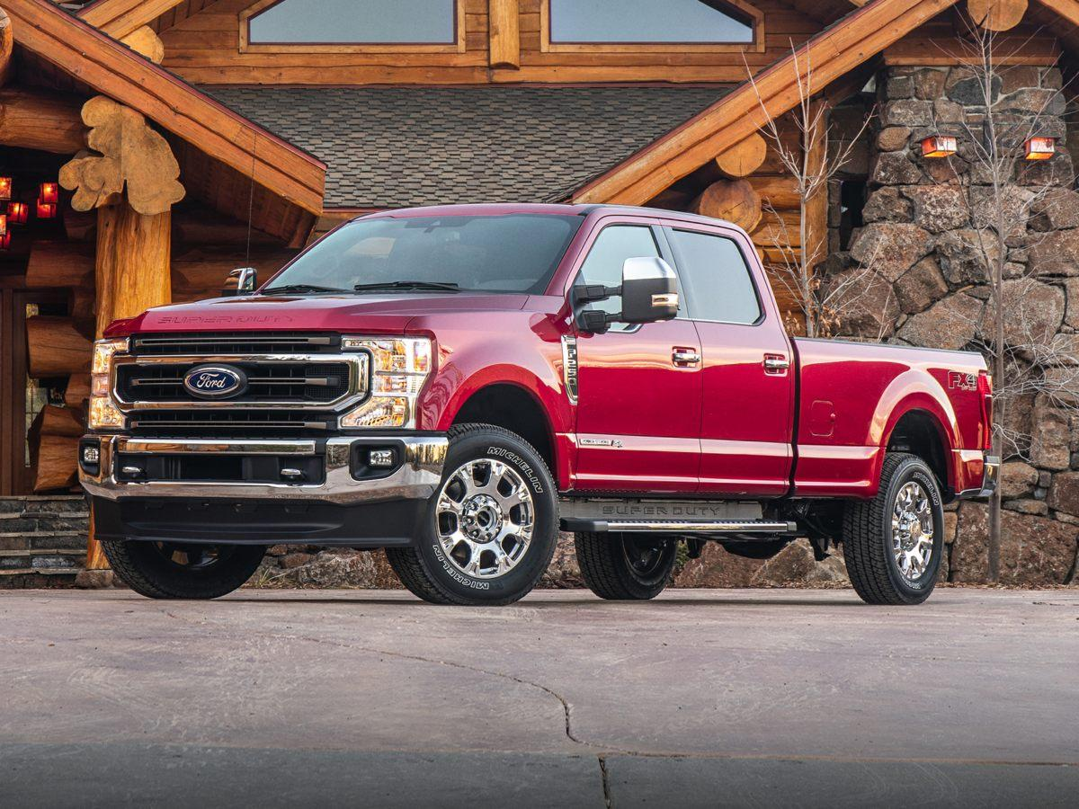 New 2021 Ford F-350SD