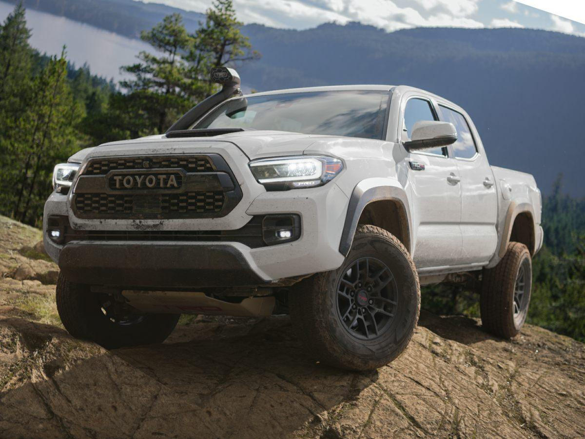 New 2022 Toyota Tacoma TRD Offroad