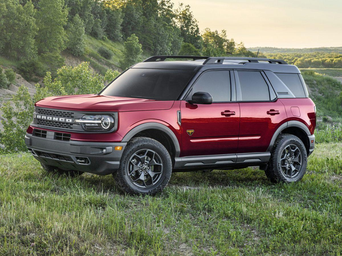New 2021 Ford Bronco Sport Outer Banks