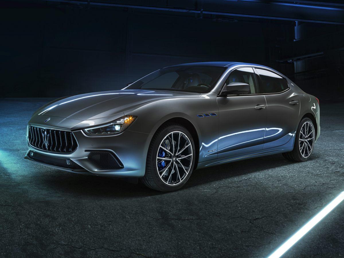 New 2021 Maserati Ghibli S Q4 With Navigation & AWD