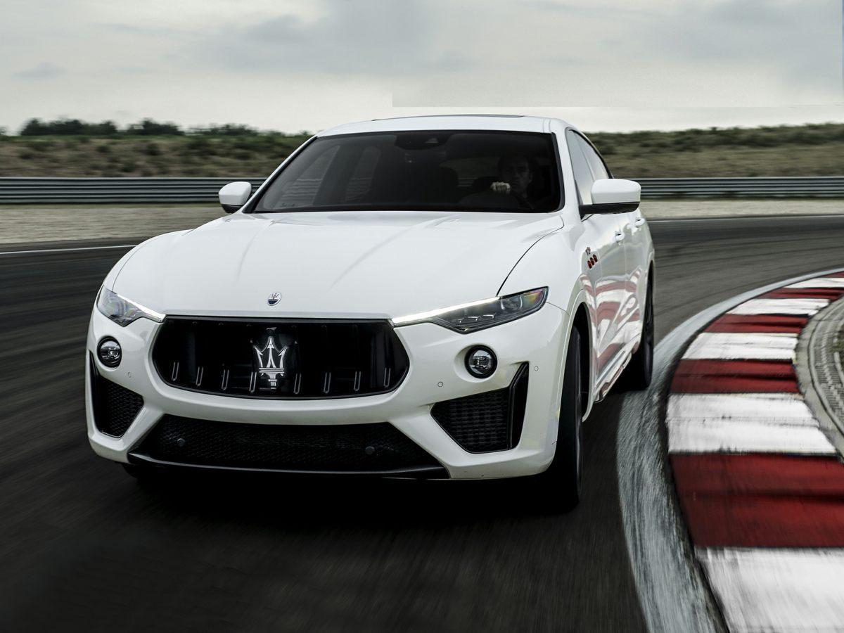 New 2021 Maserati Levante Base