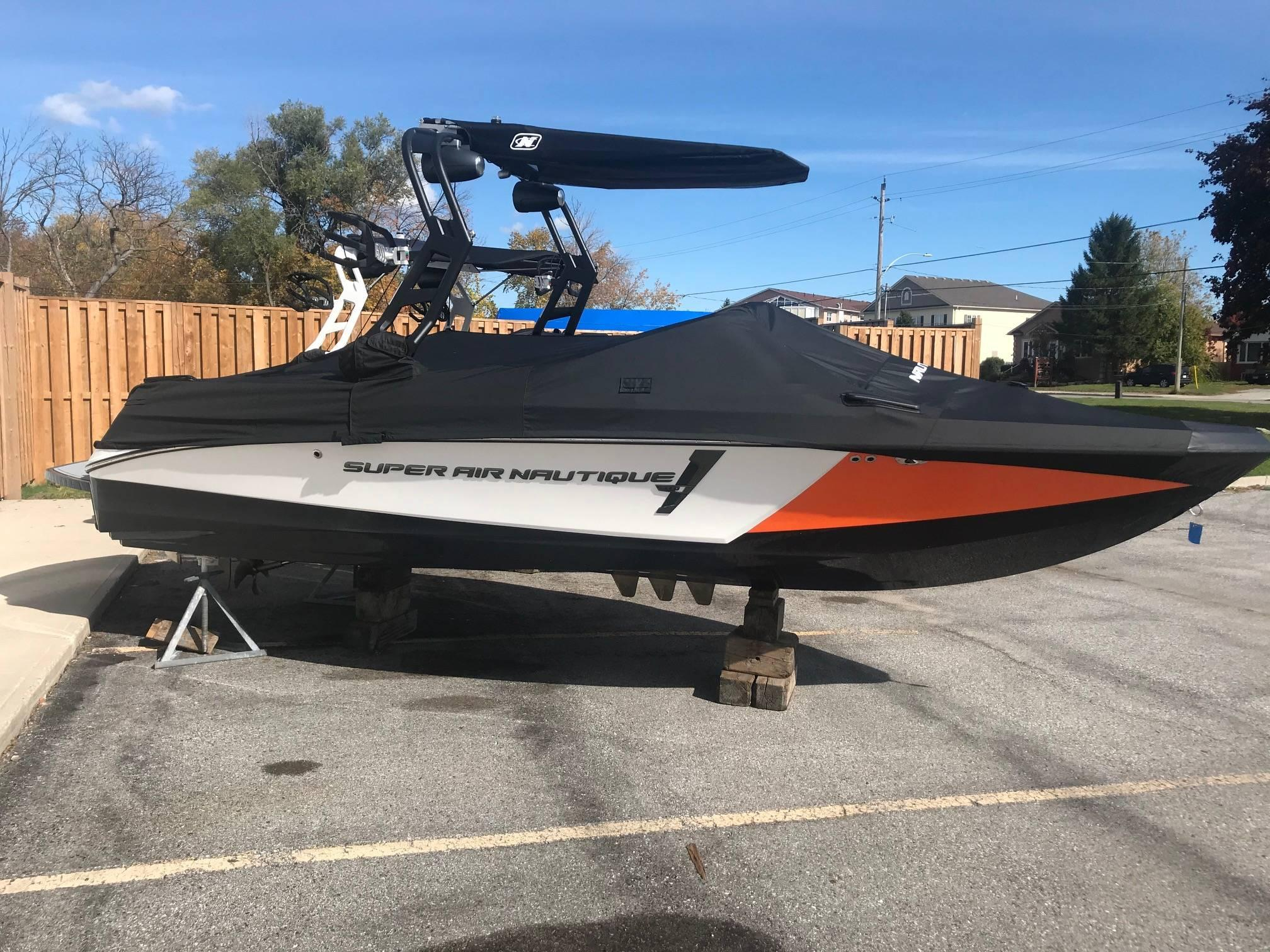 New 2021 NAUTIQUE Super Air 210